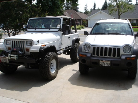 Another steveyos 2004 Jeep Liberty post... - 8395797