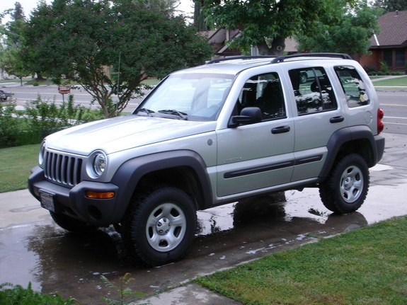 Another steveyos 2004 Jeep Liberty post... - 8395798