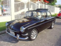 notchbug 1968 Volkswagen Notchback