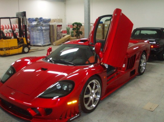 Detrolado 2005 Saleen S7 Specs Photos Modification Info