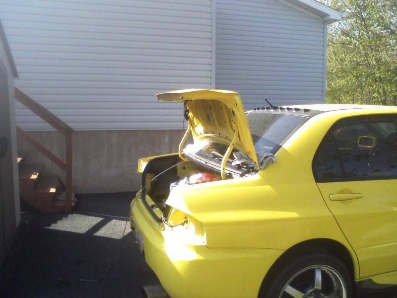 Another YellowEvo82 2003 Mitsubishi Lancer post... - 8408297