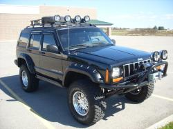 4x4forlyfes 1998 Jeep Cherokee