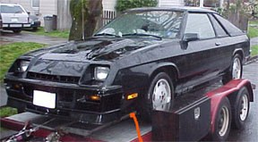 Another UnaClocker 1987 Shelby GLHS post... - 8400212