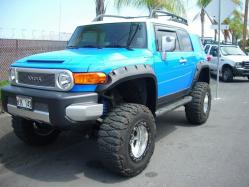 KONA4X4s 2007 Toyota FJ Cruiser