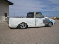 bagged69 1969 GMC Sierra 1500 Regular Cab