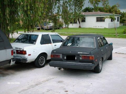 Another 420credit 1981 Toyota Corolla post... - 8456584