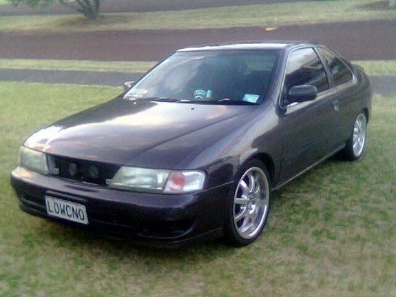 lowcino 1995 nissan 200sx specs photos modification info at cardomain. Black Bedroom Furniture Sets. Home Design Ideas