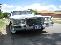 SPIDEROSEs 1984 Cadillac DeVille