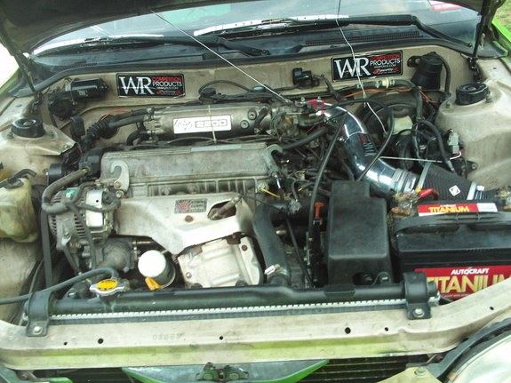 1995 Toyota Camry Engine Block Problems And Solutions