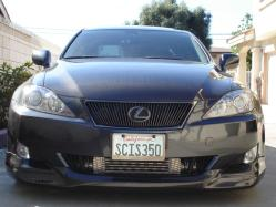 ddquach 2006 Lexus IS
