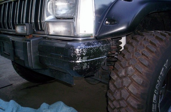 Another thegarbear05 1992 Jeep Cherokee post... - 8403697