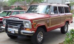 Red-Rhino 1986 Jeep Grand Wagoneer