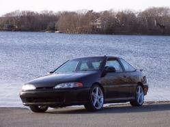 93murphscoupes 1993 Hyundai Scoupe