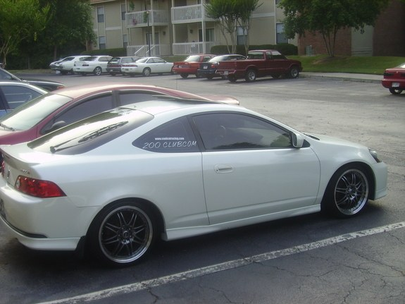 Another Laypo Acura RSX Post Photo - Acura rsx lowering springs