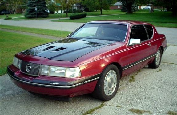 Haesman 1988 Mercury Cougar Specs  Photos  Modification