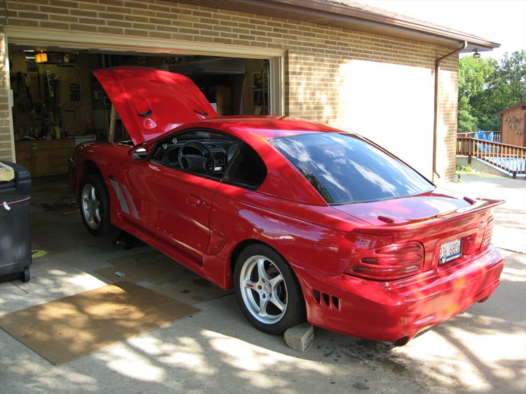 Another 95IVSHO 1994 Ford Mustang post... - 8483929