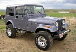JeffJ30s 1982 Jeep CJ7