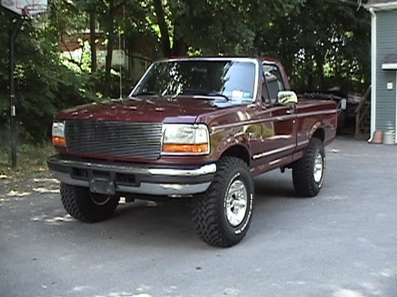 DeathSymbolic 1996 Ford F150 Regular Cab Specs, Photos ...
