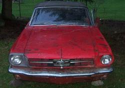 geofferito 1965 Ford Mustang
