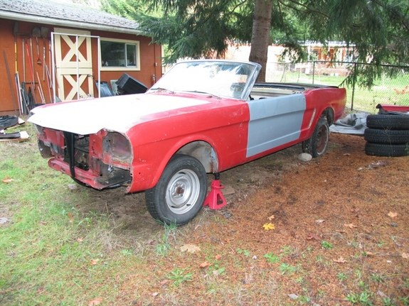Another geofferito 1965 Ford Mustang post... - 8511432