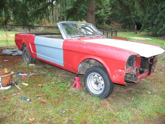 Another geofferito 1965 Ford Mustang post... - 8511433
