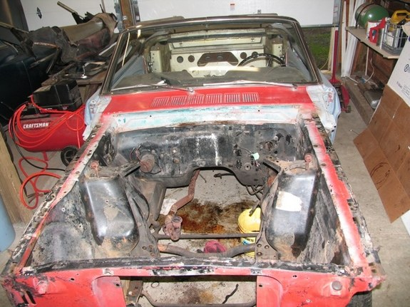 Another geofferito 1965 Ford Mustang post... - 8511452