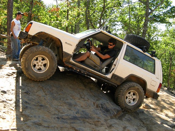 Drew And Not Us 1996 Jeep Cherokee In Henderson NC
