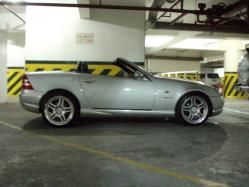 GPReyess 1998 Mercedes-Benz SLK-Class