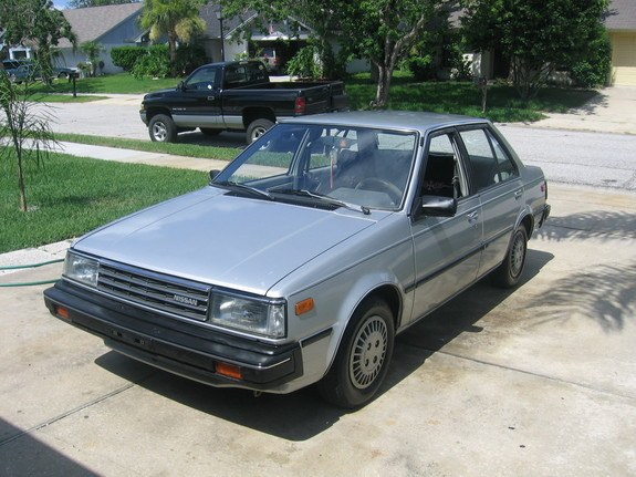 Badnewstvp 1985 Nissan Sentra Specs Photos Modification