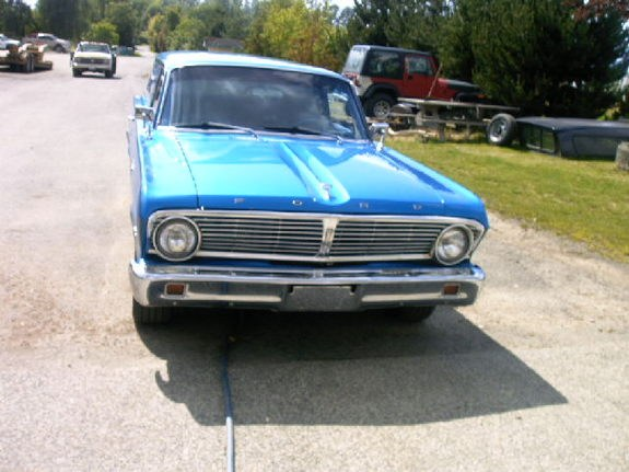 Another fordfalcon65 1965 Ford Falcon post... - 8408336
