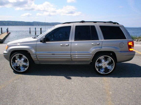 Another Graffx 2001 Jeep Grand Cherokee post... - 8410136