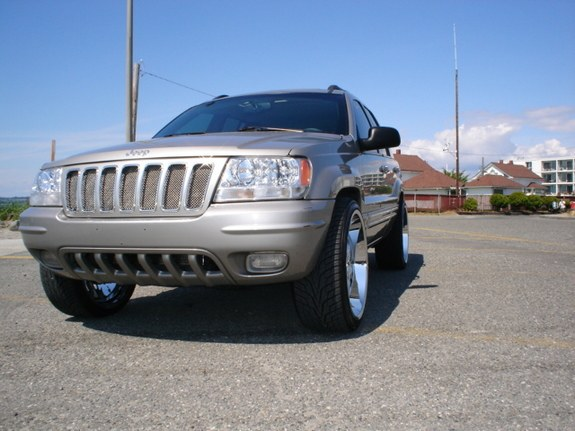 Another Graffx 2001 Jeep Grand Cherokee post... - 8410137