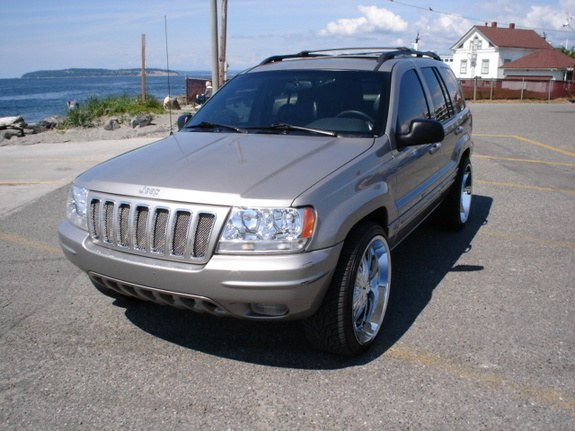 Another Graffx 2001 Jeep Grand Cherokee post... - 8410139