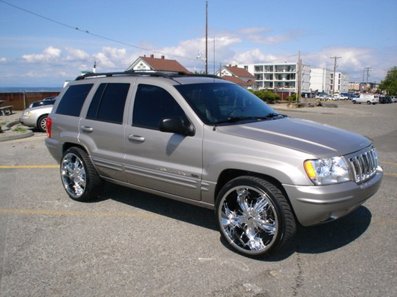 Another Graffx 2001 Jeep Grand Cherokee post... - 8410140