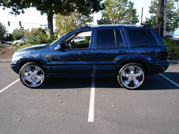 Graffx's 2001 Jeep Grand Cherokee