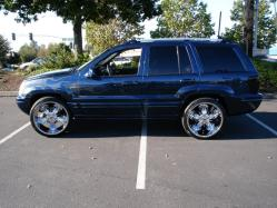 Graffxs 2001 Jeep Grand Cherokee