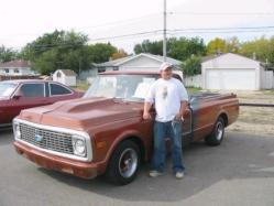 302birdman 1972 Chevrolet C/K Pick-Up