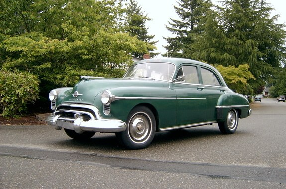 tbridges's 1950 Oldsmobile 88
