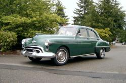 tbridges 1950 Oldsmobile 88