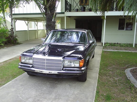 Another Ryno34 1978 Mercedes-Benz S-Class post... - 8410836