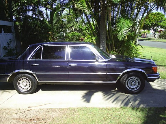 Another Ryno34 1978 Mercedes-Benz S-Class post... - 8410837