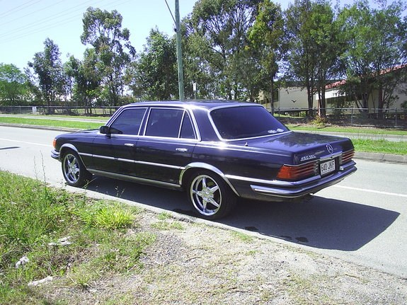 Another Ryno34 1978 Mercedes-Benz S-Class post... - 8410839