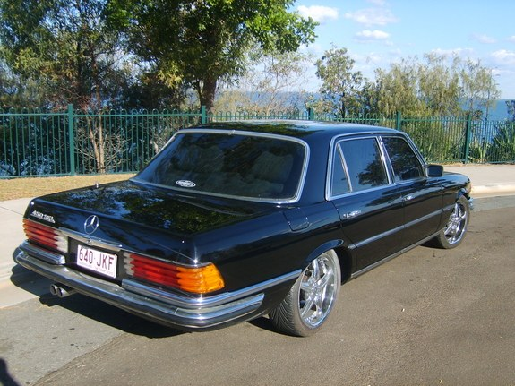Another Ryno34 1978 Mercedes-Benz S-Class post... - 8410845