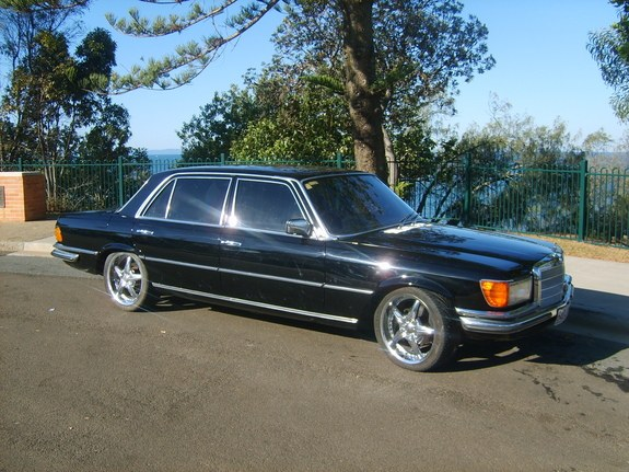 Another Ryno34 1978 Mercedes-Benz S-Class post... - 8410846