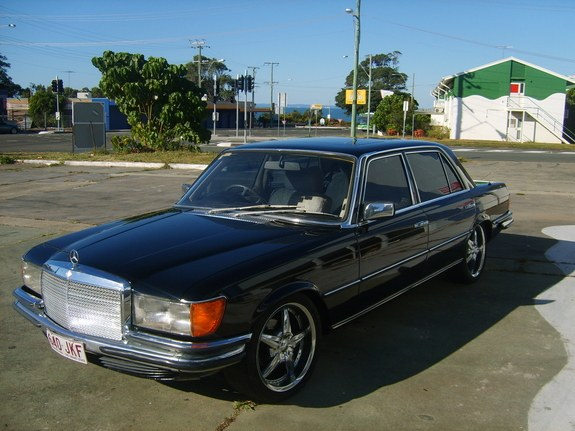 Another Ryno34 1978 Mercedes-Benz S-Class post... - 8410848
