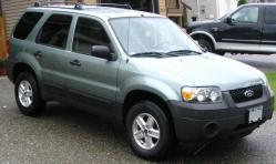 bellyflops 2006 Ford Escape