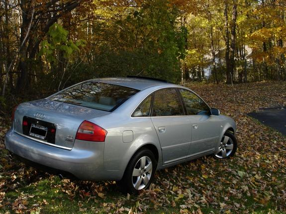 Another blueraj 2002 Audi A6 post... - 8411517
