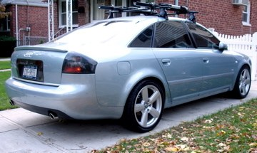 Another blueraj 2002 Audi A6 post... - 8411537