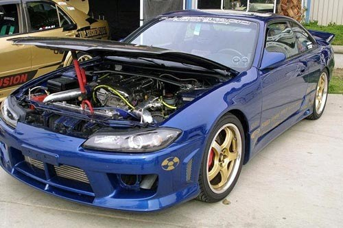 1999 Nissan 200sx (s15) – pictures, information and specs - Auto ...