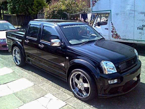 Big Peter 2005 Isuzu Rodeo Specs Photos Modification